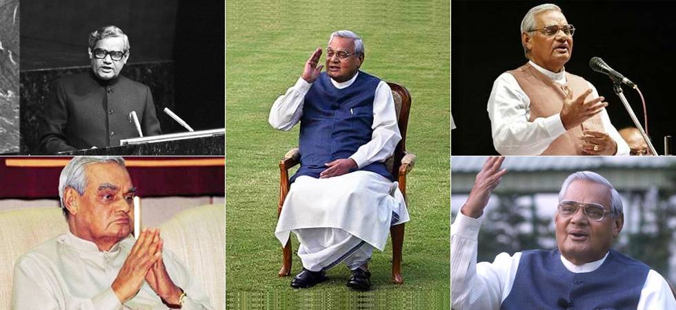 Atal Bihari Vajpayee - Bharat Ratna of Indian politics shines as India's liberal leader