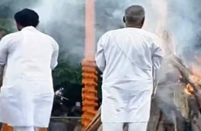 An Era Ends: Atal Bihari Vajpayee Laid To Rest