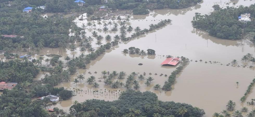 Rainfall intensity in Kerala to reduce from August 20: IMD (Photo- Twitter/@narendramodi)