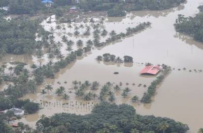 Special prayers conducted for rain-hit Kerala's well-being