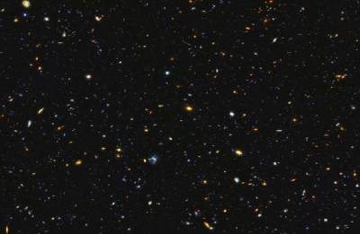 NASA's Hubble telescope captures 15,000 galaxies in a single frame
