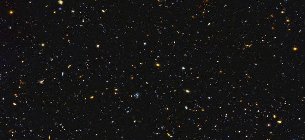 NASA's Hubble telescope captures 15,000 galaxies in a single frame (Image: Twitter)