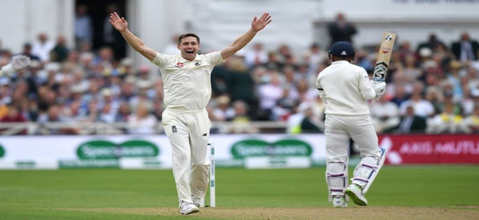 Third Test in Nottingham, India struggle after good start from openers (Photo: Twitter)