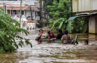 Mumbai NGOs extend support to Kerala flood victims