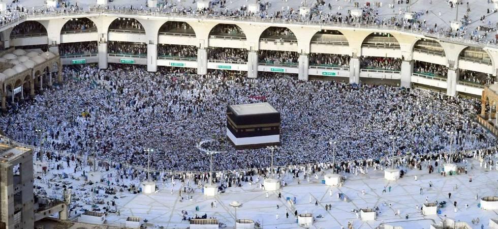More than two million Muslims begin hajj pilgrimage (Photo- Twitter/@IAmSaeedi)