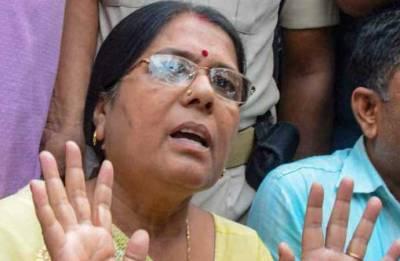 Muzaffarpur Shelter Home Rape Case: FIR against ex-Bihar minister Manju Verma, husband under Arms Act