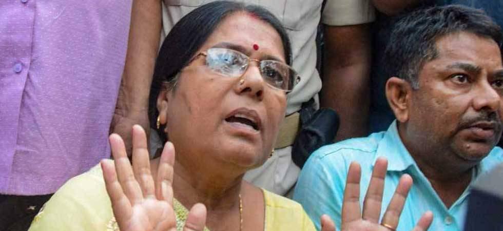 Muzaffarpur Shelter Home Rape Case:  FIR against former Bihar minister Manju Verma, husband under Arms Act (PTI Photo)