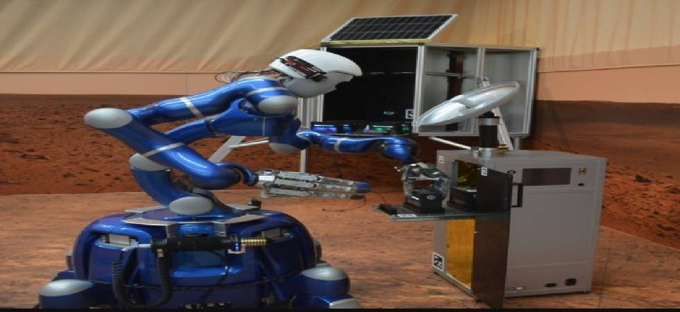 Humanoid robot set for Mars exploration (Photo: Twitter)