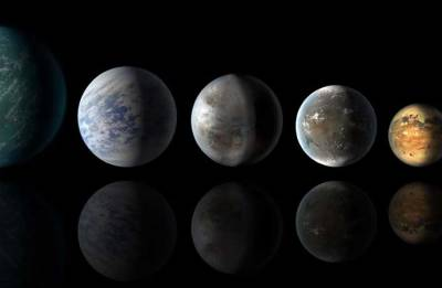 Water-rich exoplanets common outside earth's solar system: Study