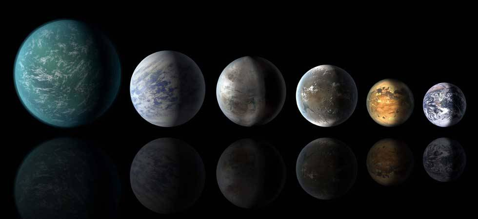 Water-rich planets very common outside earth's solar system, claims new study (Representational Image)