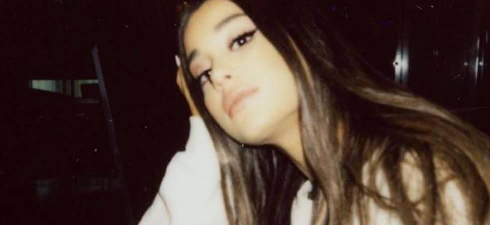 Ariana Grande (Photo: Instagram)