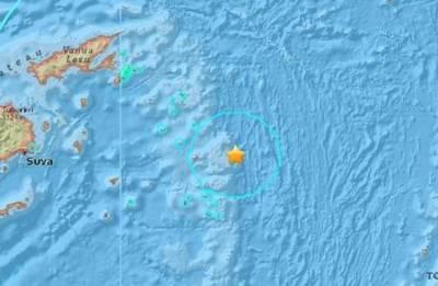 Earthquake in Fiji: 8.2-magnitude strikes Ndoi Island