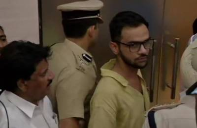 Umar Khalid attack: Delhi Police detain two suspects in August 13 shooting