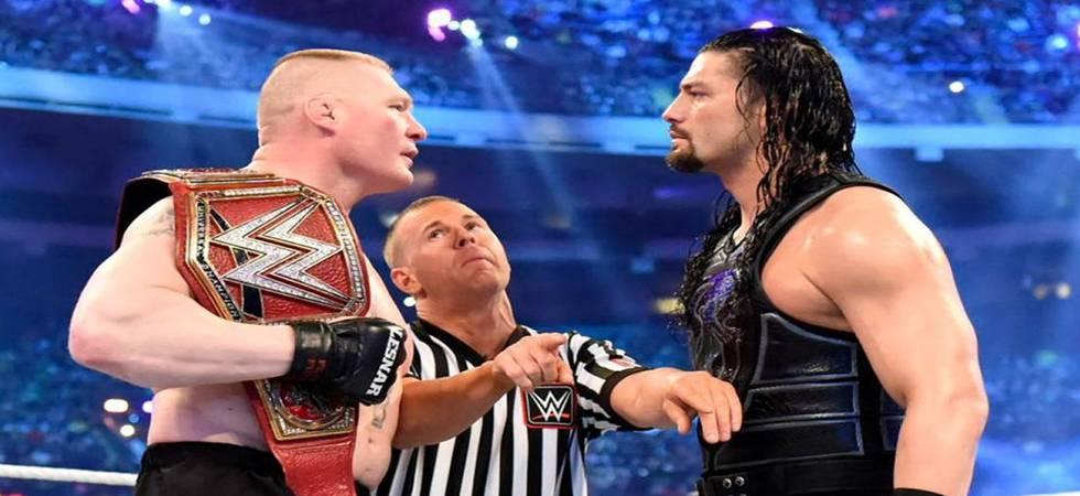 WWE SummerSlam: Brock Lesnar vs Roman Reigns as it happened  (Photo: Twitter)