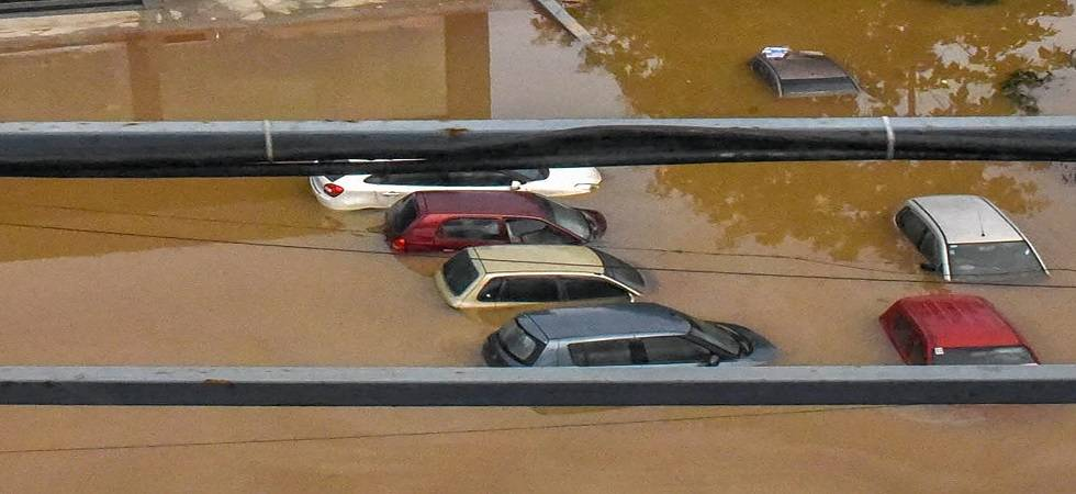 Who loves a good flood? Dealers, consumers eyeing luxury cars at throwaway prices (Photo: PTI)