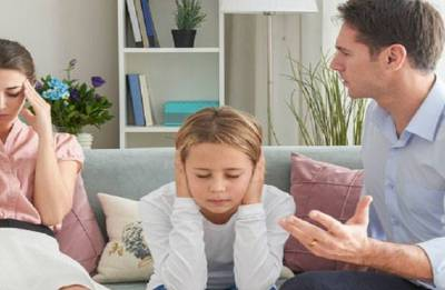 How Divorce affects children? Know the harrowing impact on a child's behavior