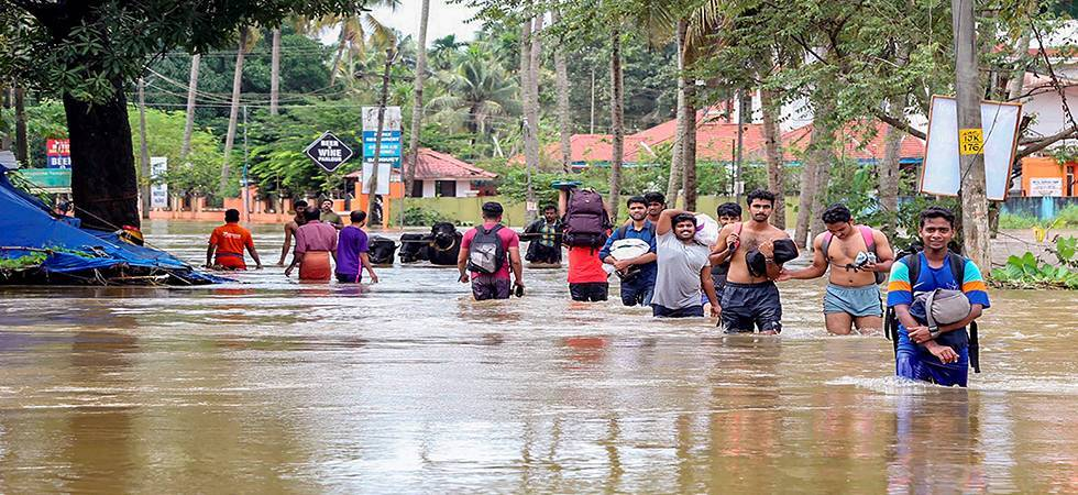 DCW employees, Jamia teachers donate one day salary to flood relief fund (Photo: PTI)