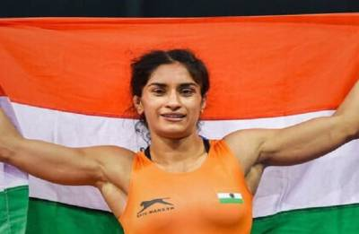 Wrestler Vinesh Phogat creates history, becomes first Indian to win Asiad gold