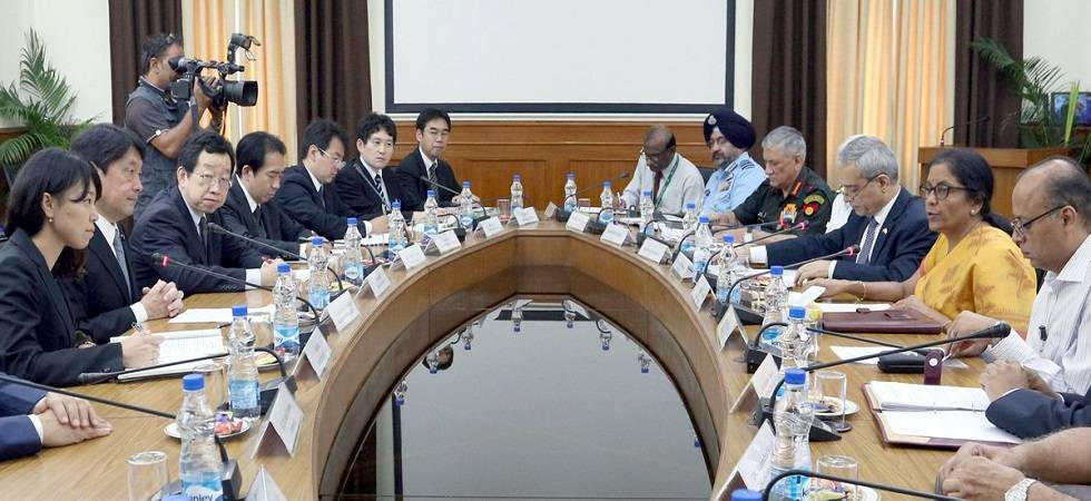 India, Japan resolve to deepen maritime cooperation (Photo: Twitter/PIB)