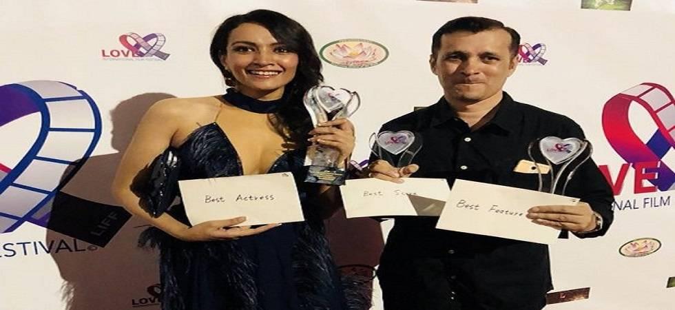 Assamese film Xhoixobote Dhemalite bags another award at US fest (Photo:  Twitter/ @kolporgolpo)