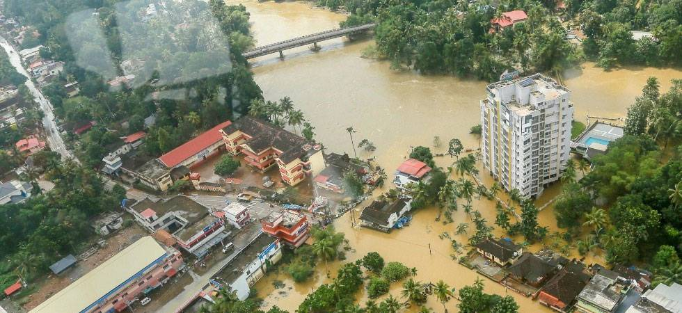 Centre releases Rs 600 crore to Kerala, waives off customs duty, GST on relief goods (PHOTO: PTI)