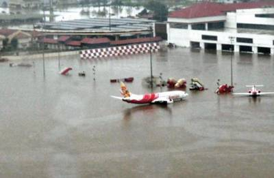 Kerala floods: Kochi airport suffers loss of over Rs 220 crore, rebuilding work begins