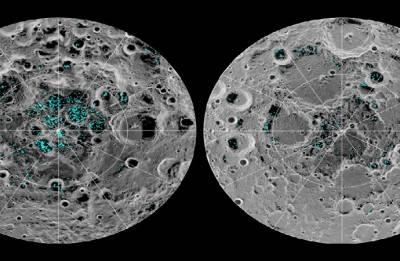 Chandrayaan-1 data shows presence of ice on Moon, confirms NASA