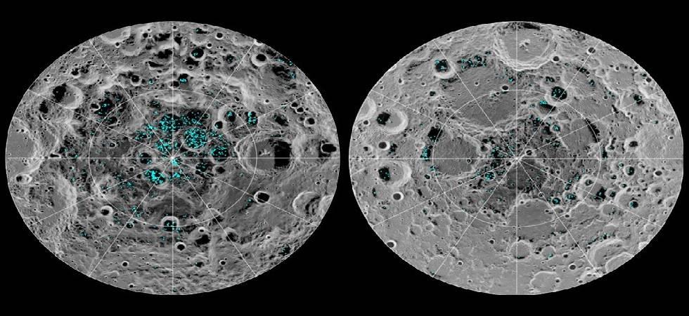 Chandrayaan-1 data shows presence of ice on Moon, confirms NASA (Image: Twitter)