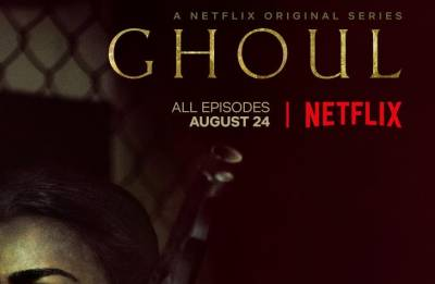 'Ghoul' stars Radhika and Manav walk black carpet at the premiere