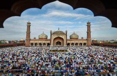 Eid ul-Adha celebrated with traditional fervour in Delhi