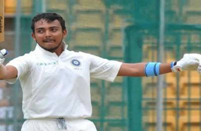 Prithvi, Vihari get maiden Test call-up, Vijay, Kuldeep axed