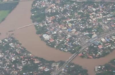 Discharge from Mettur dam down, flood waters in Tamil Nadu recede