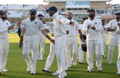 ENG vs IND, 3rd Test: India beat England by 203 runs, Virat Kohli dedicates win to Kerala flood victims