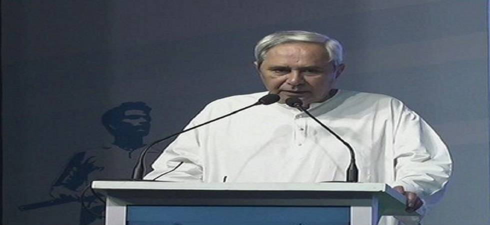 Japan to be 'country partner' for Make in Odisha Conclave: CM Naveen Patnaik (Photo- Twitter/ANI)