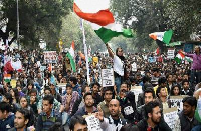 Anti-Pakistan protest held in Jammu