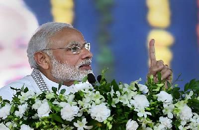 PM Narendra Modi in Gujarat: Cleanliness will ensure disease-free India