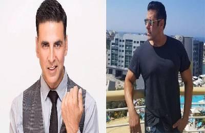 Akshay Kumar, Salman Khan among Forbes' list of world's highest paid actors 2018