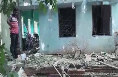 West Bengal: 1 dead, 5 injured in blast at Trinamool Congress office