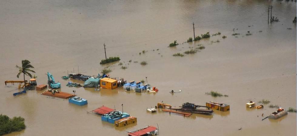 Kerala blames Tamil Nadu for century's worst floods