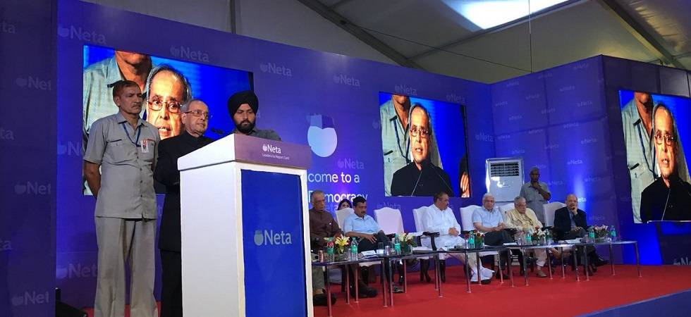 NETA app to rate, review your elected politicians launched (Photo: Twitter)