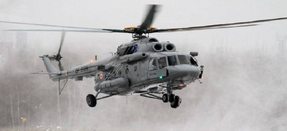 Centre approves procurement of 111 helicopters for Navy (File Photo)