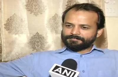 Move to quit AAP 'personal decision', says Ashish Khetan