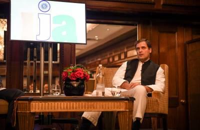 Rahul Gandhi lambasts PM Modi for not discussing Doklam issue during his China visit