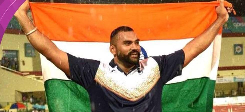 Tajinderpal Singh Toor  (Photo: Twitter/@ddsportschannel)