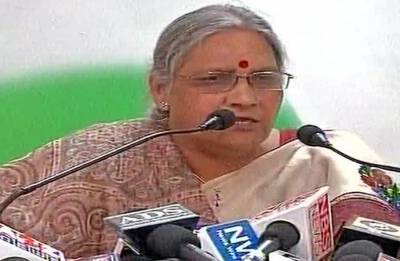 BJP hits back at Karuna Shukla for 'politicising' Atal Bihari Vajpayee's death