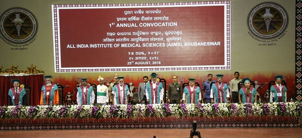 Doctors must be trained to be more sensitive to sufferings of patients: Venkaiah Naidu (Photo: Twitter)