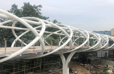 Skywalk at ITO likely to open in October first week, says Manish Sisodia