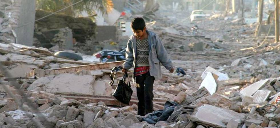Earthquakes in western Iran kill two injure 310 (Photo:Twitter/File photo)