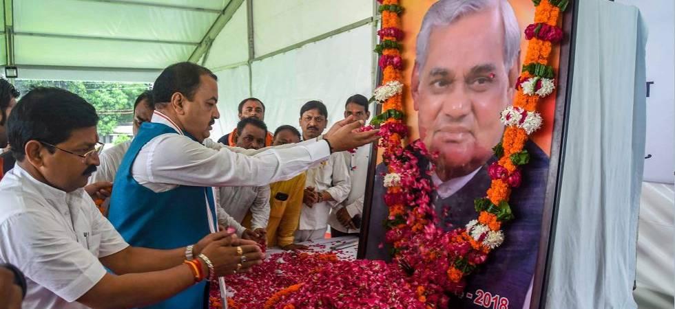 Azam Khan's swipe at BJP over Vajpayee's Asthi Kalash Yatra (Photo Source: PTI)