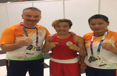 Sarjubala Devi through to quarters; Manoj, Shiva bow out of Asian Games boxing